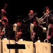 Jazz et swing avec le Big Band 81