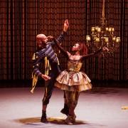 Les Forains, ballet urbain